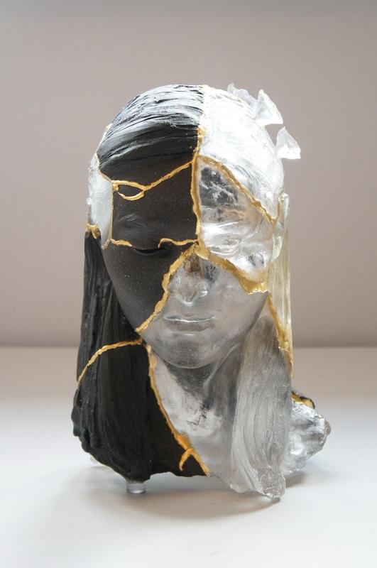 El kintsugi en varias áreas del conocimiento humano y no podia faltar en las artes plasticas